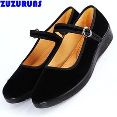 Cheap shoes lether, Buy Quality shoe patch directly from China shoes basketball shoes Suppliers: new women cloth flat sole shoes black flock hotel flats ladies buckle strap girls shoes ultra light traditional shoes women 788v