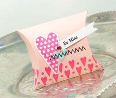 Valentine's Pillow Boxes