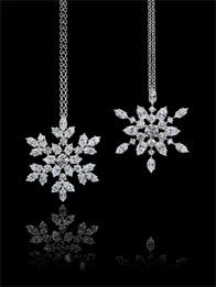 Harry Winston Snowflake diamond necklace Why I fell in LOVE with Harry Winston
