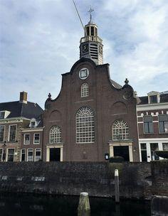 Pilgrim Father's Church, Rotterdam, Netherlands