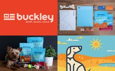 Buckley by Foundry Co. #identity #packaging