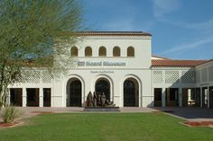 Heard Museum of Native Cultures and Art, Phoenix, Arizona, Southwestern United States, North America