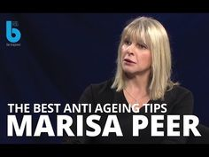 Slow Down Ageing -- The Best Anti Ageing Tips by Marisa Peer. - YouTube