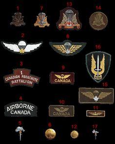 Canadian Airborne Insignia
