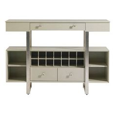 Stanley Furniture Crestaire Crosley Sideboard - Capiz - 436-21-06