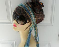 Crochet Headband Hair Accessories Headbands for by DivaTrendz