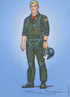US Military Aviation - Buck Danny