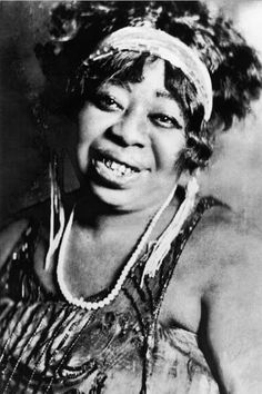 "April 26 Born Today 1886: Ma Rainey, ""The Mother of the Blues."""