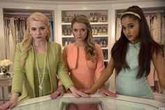 7 'Scream Queens' Fashion Moments That Are Literally To Die For — PHOTOS | Bustle