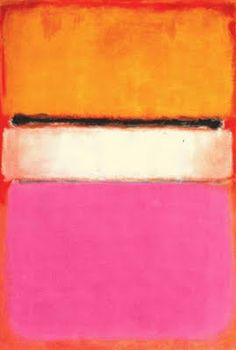 White Center (Yellow Pink and Lavender on Rose) is an abstract painting by Mark Rothko completed in Wikipedia Artist: Mark Rothko Dimensions: m x m Location: Private collection Media: Oil paint Created: 1950 Periods: Washington Color School Color Field Mark Rothko Paintings, Rothko Art, Art Paintings, Painting Art, Orange Painting, Block Painting, Drawn Art, Art Moderne, Abstract Art