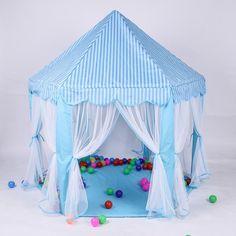 Babywaze Portable Princess Castle Play Tent
