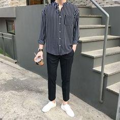 Style Korean Fashion Men 29 New Ideas Korean Fashion Men, Kpop Fashion, Mens Fashion, Fashion Outfits, Korean Men Style, Fashion Fall, Style Fashion, Fasion, Ulzzang Fashion