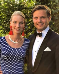 Prince Henri of Bourbon-Parma is reportedly set to marry Archduchess Gabriella of Austria this month | Tatler