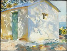 Grandiloquences - Corfu: Lights and Shadows John Singer Sargent...