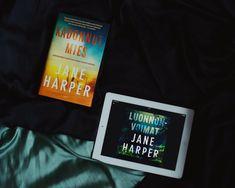 Jane Harper, Melbourne, Australia