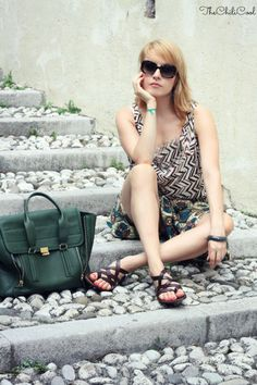 Gladiator Sandals - sandals outfit