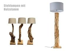 rustikale stehlampen aus holz – Google-Suche Candle Holders, Candles, Lighting, Google, Home Decor, Rustic Floor Lamps, Searching, Decoration Home, Room Decor
