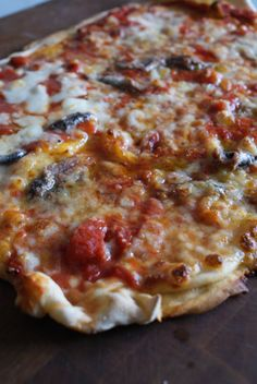 おいしいピザの作り方