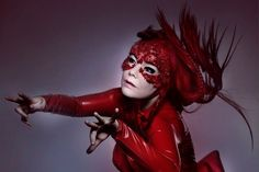 The Full Shoot: Björk by Nick Knight and Katy England