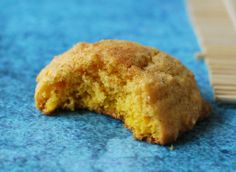 Pumpkin Snickerdoodles - These are a yummy Fall twist the the original classic Snickerdoodle. These cookies are soft and cake-like with a cinnamon and sugar topping