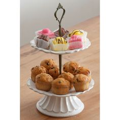 Crown Embossed Cake Stand  Crowns are for life, not just the Jubilee!