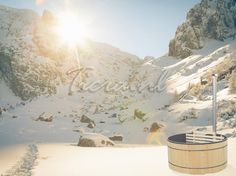 Hottub 170 kunststof thermowood