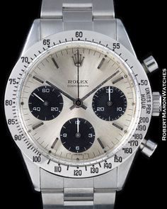 Rolex Cosmograph. I hocked this watch for $400 in college...not smart