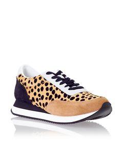 Loeffler Randall Leopard Sneaks