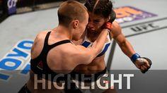 Rose Namajunas - UFC on FOX 19 Emphasizes Thug Rose, Rose Namajunas, Mixed Martial Arts, Replay, Ufc, Videos