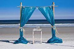nautical WEDDING TRELLIS - Google Search