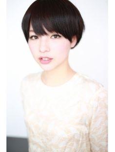 ジョジ JOJI黒髪ショート