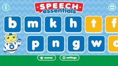 Speech Essentials Therapy App- screenshot thumbnail