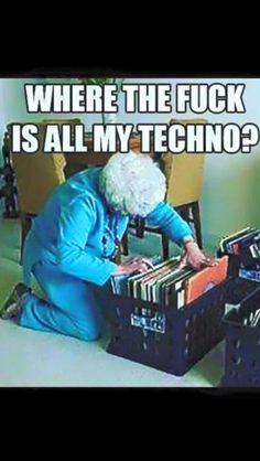 Techno Dance EDM House Music