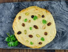 Cauliflower Naan Bread Recipe