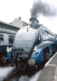 Steamer South Yorkshireman, No. By Train, Train Car, Train Tracks, Diesel, Jet Ski, Steam Trains Uk, Tramway, Old Trains, Vintage Trains