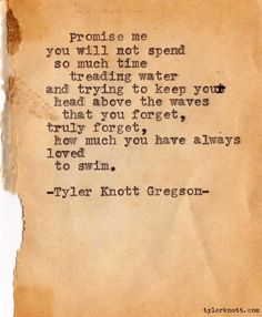 Obsessed with these Tyler Knott Gregson Typewriter Series' poems.  Sorry for the redundancy!
