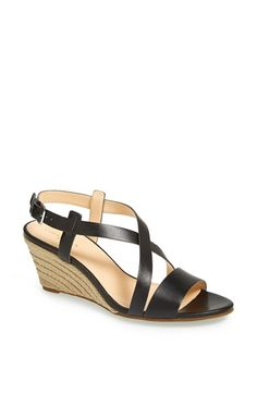 Cole Haan 'Taylor' Wedge Sandal available at #Nordstrom