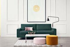 Puff som bord, stol eller skammel. Kun fantasien setter grenser for hvordan en puff skal se ut og hvordan den kan brukes.