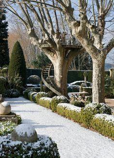 blanc d'hiver, les confines saint-rémy