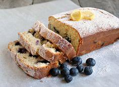 Hungry Couple: Lemon Blueberry Ricotta Bread