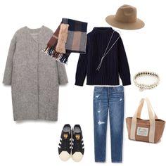 んでみてはいかがでしょうか?♪ 前の記事次の記事 【2015冬】今冬のデニムスタイル!話題のトレンドスタイルいっきみせ♪ Smart Casual Women Winter, Smart Casual Work, Fall Fashion Outfits, Winter Outfits, Winter Fashion, Womens Fashion, Tokyo Street Style, Fall Capsule Wardrobe, Japanese Fashion