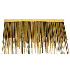 African Viro Reed Starter. The Artificial Thatch Reed panels are design to simulate authentic African reed paneling.