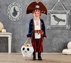Kid Halloween Costumes & Halloween Kid Costumes   Pottery Barn Kids  -  Boy Pirate Costume