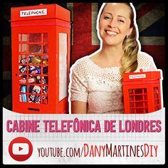 Cabine Telefônica de Londres
