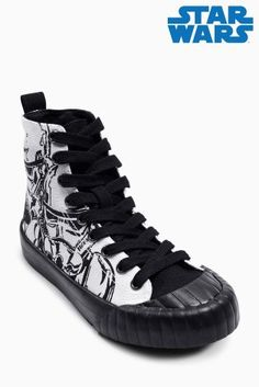 Buy Star Wars™ Canvas Lace Ups (Boys) online today at Next: United States of America