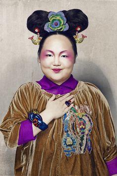 Make up : D.Y (Derek Yuan) - Hair Style : Daniel Wong - Model : Anna Wasabi  - Stylist : Kim Tuyen   - Photographer : Quang Khue