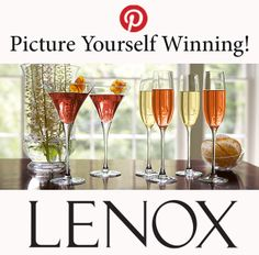STEPS TO ENTER: STEP 1) Create a Board - Show how you plan to entertain for the upcoming holidays. STEP 2) Include Lenox Products - You can show table settings, recipes or party ideas. STEP 3) Follow Lenox Pinterest board and add LenoxUSA as a pinner and/or tag #lenoxholiday /// For inspiration, GO TO - http://www.lenox.com/entertainingUSA ///