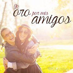 #oración #amigos #amistad Síguenos por nuestras redes sociales:   http://www.universal.org.mx  https://www.facebook.com/IglesiaUniversalMexico/ http://www.twitter.com/UnivMx http://www.instagram.com/UniversalMexico