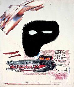 Jean-Michel Basquiat - Untitled (1984) (1) Tumblr