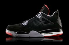 9a9f58c036a Air Jordan 4 Black Fire Red-Cement Grey Release Date in 2012